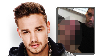LIAM PAYNE - PERSONAL UNCUT COCK PHOTO LEAKES